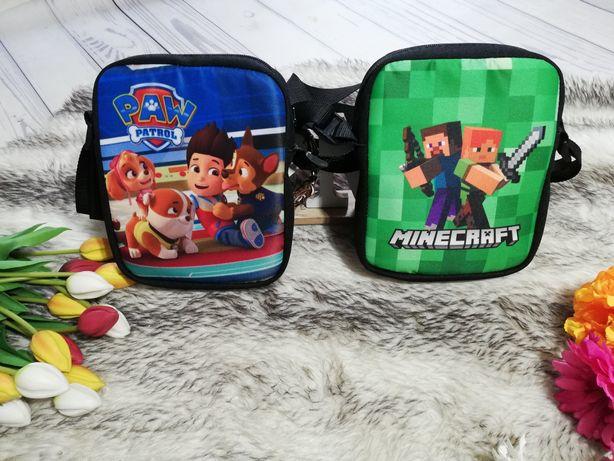 Torba dziecięcą Minecraft