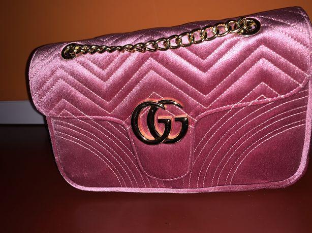 Torebka Gucci różowa