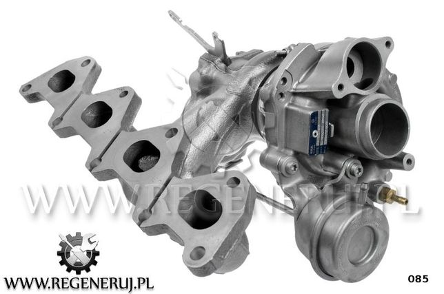 Turbosprężarka Vw Golf V VI Plus 1.4 TSI 140 170KM 160KM BMY BLG CNWA