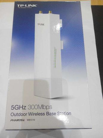 Outdoor Wireless Base Station TP-Link 5GHz 300Mbps - WBS510