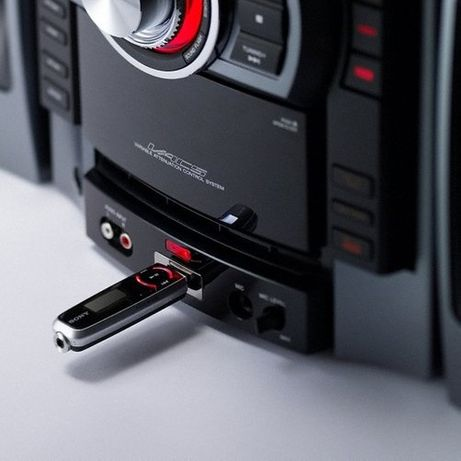 Sony NWZ-B135F - odtwarzacz MP3 2 GB+ radio FM - nowy - gwarancja