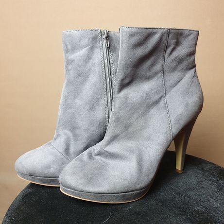 ботинки полуботинки 41 р H&M