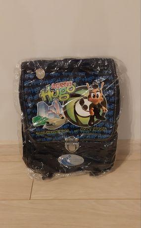 Nowy plecak Hugo + gratis