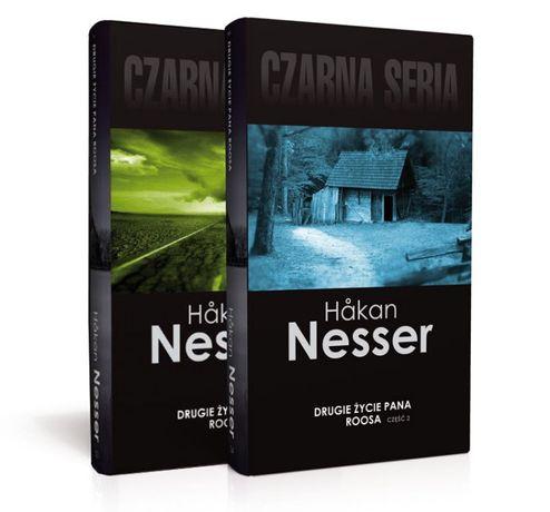 Drugie życie pana Roosa Część 1 i 2 Autor: Hakan Nesser