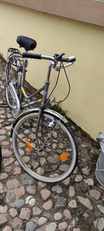 Rower typu damka