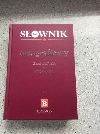 Słownik ortograficzny + Gramatyka + Dyktanda