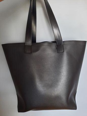Czarna torba PARFOIS