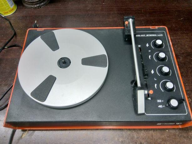 Gramofon UNITRA fonica wg 417