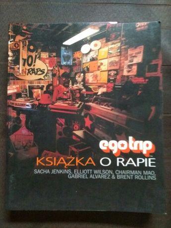 Egotrip książka o rapie