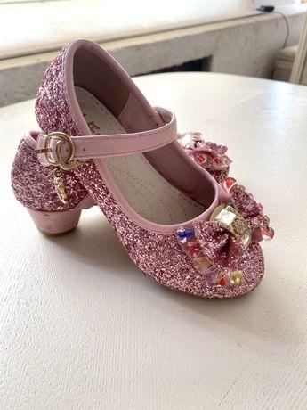 Туфельки принцессы