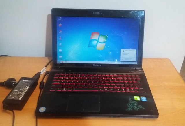 Laptop Lenovo Y510p (odnowiony)
