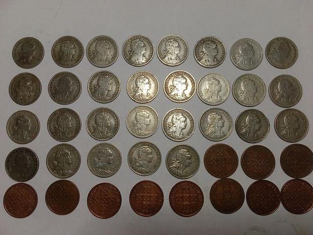 Coleção completa de 50 centavos alpaca