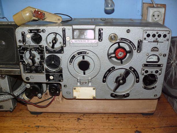 Радиостанция Р-123 М