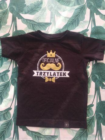 Koszulka Fabryka Bodziaków, Oficjalnie Trzylatek 92