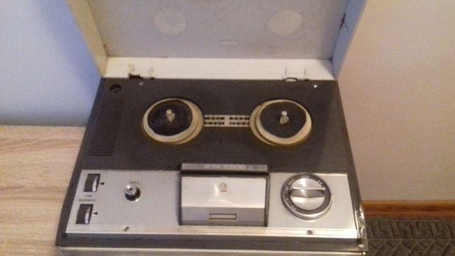 magnetofon szpulowy zk 120