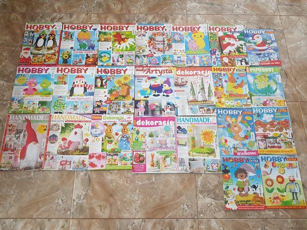 Twórcze gazety z szablonami