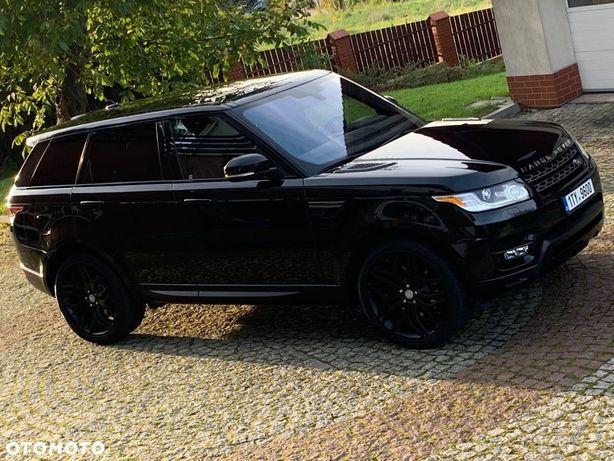 Land Rover Range Rover Sport Range Rover Sport 3.0 Diesel Hse
