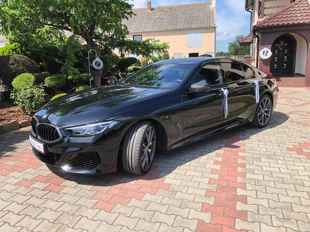 Auto na wesele BMW M8 GRAN COUPE ! Samochód na wesele! Auto na ślub !