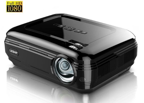 Projektor wideo LESHP 1080P