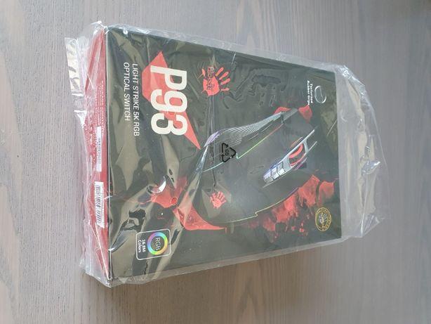 Mysz A4Tech Bloody P93 Light Stirke 5K RGB