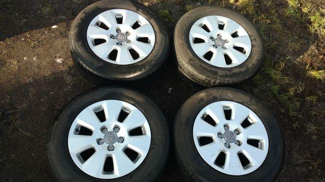 Диски Audi ауді A6 S6 C7 4G0601025 r16 р16 5x112 ЦО 66,6 J7.5 ET37