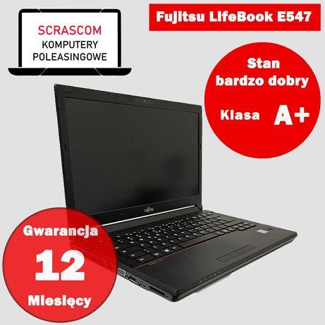 Laptop Fujitsu LifeBook E547 i5 8GB 240SSD Win 10 GWAR 12msc