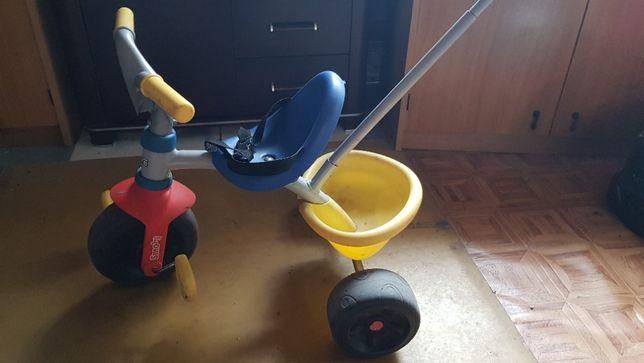 Rower Rowerek Smoby dla dziecka