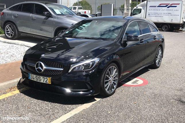 Mercedes-Benz CLA 180 (CLA 180 d AMG Line Aut.)