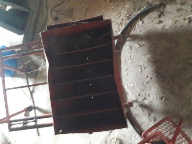 Wózek łoże motopompy żuk straż