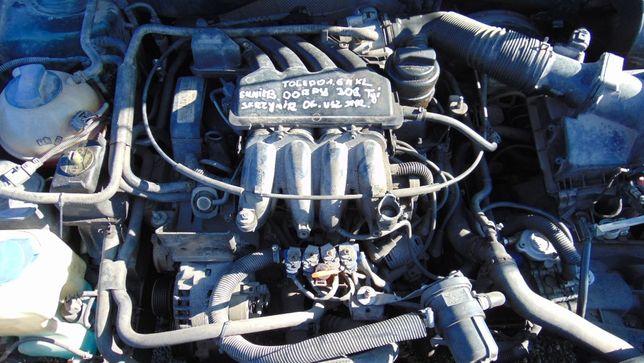 Paź#Seat Toledo II 1.6 silnik AKL - gwarancja