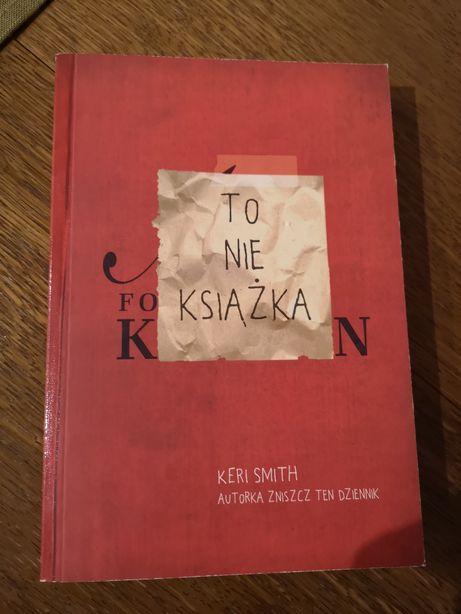 To nie książka Keri Smith