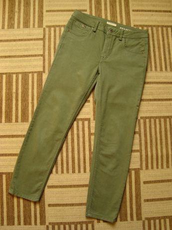 Burberry Brit Slim Cropped, оригинал, штаны, брюки, размер M-L.
