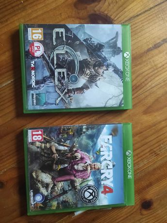 Elex / Far cry 4 xbox one