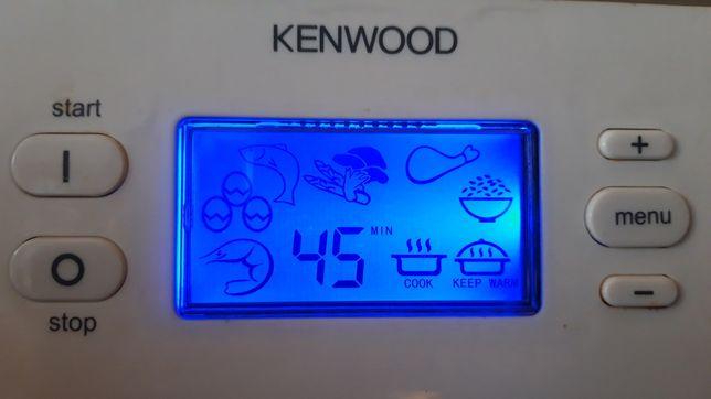 Máquina Cozer a vapor KENWOOD