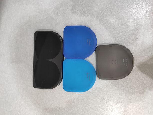 Plastikowe etui na plyte PSP