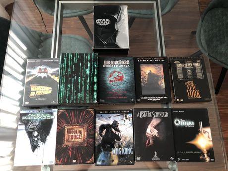 Filmes em DVD - Edições de Colecionador
