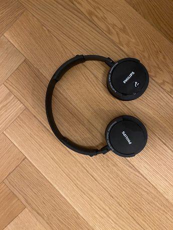 Słuchawki bezprzewodowe bluetooth Philips SBH5500BK czarne