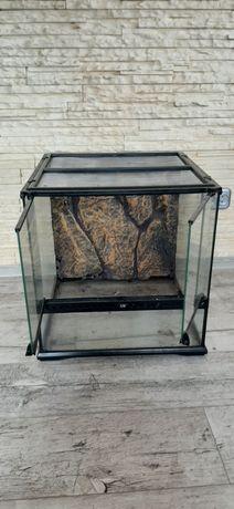 Terrarium ExoTerra 45x45x45 Agama Gekon Wąż Pająk Kameleon