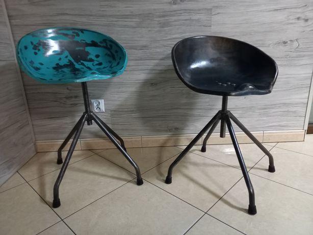 Krzesła loft industrialne