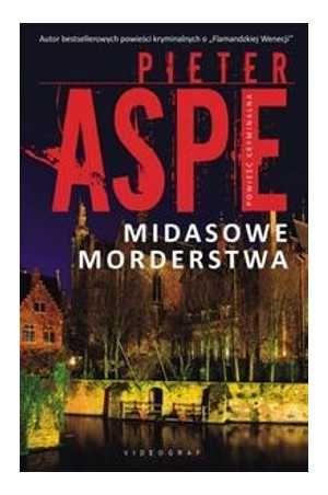 Pieter Aspe - Midasowe morderstwa