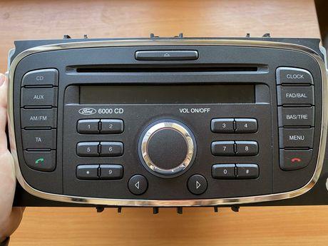 Автомагнитола Ford Focus 6000 CD