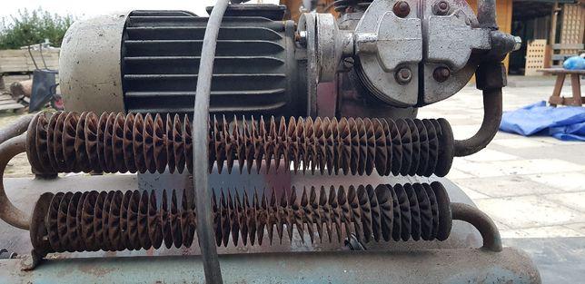 Kompresor sprężarka kompresor Aspa 3jw60 CHlodnice