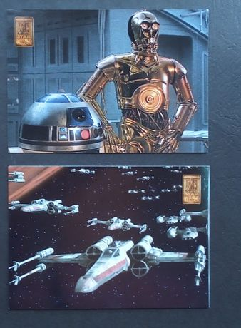 star wars trilogy merlin collections