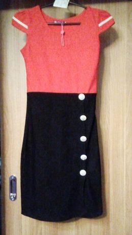 Sprzdam sukienkę rozmiar 152