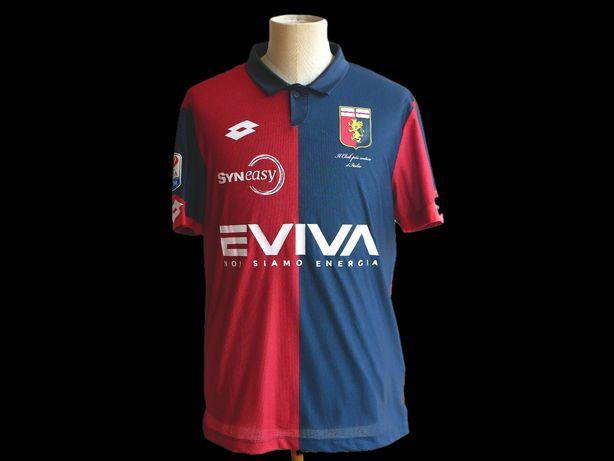 Camisola oficial de jogo Genoa