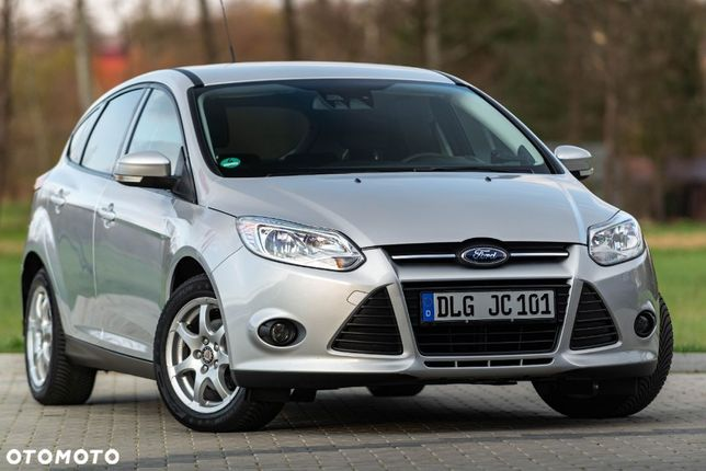 Ford Focus 1.0 Benzyna105 Kmeconetic100% Oryg.Przebiegaluideał