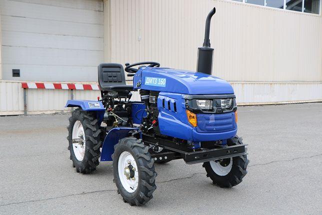 Доступний мінітрактор ДМТЗ 160! Купити трактор за акційною ціною!