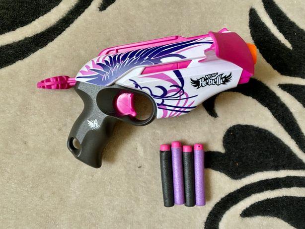Pistolet Nerf Rebelle dla dziewczynki