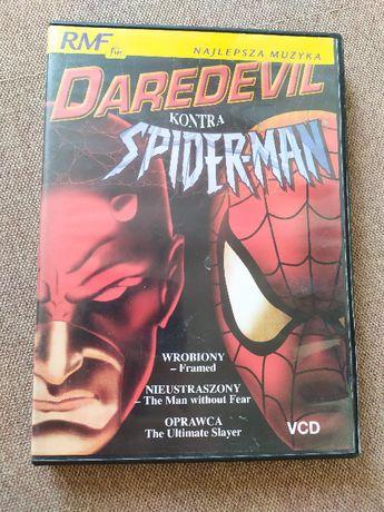 VCD - Daredevil kontra Spider-Man