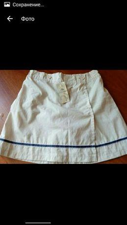 Новая юбка на девочку, Италия, спідниця